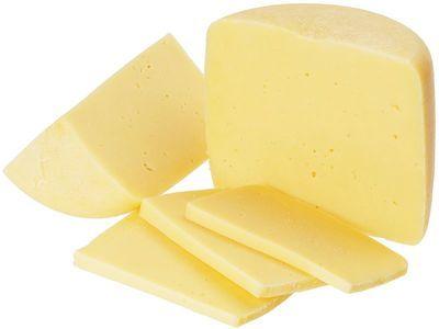 Продукт сырный Голландский 45% 1кг Поспелихинский