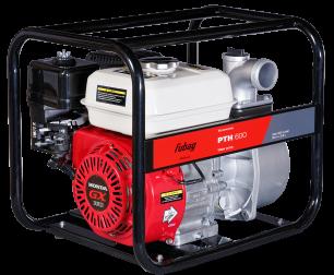 Мотопомпа бензиновая FUBAG PTH 600 для чистой воды
