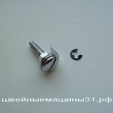 Винт натяжения нити для намотки на шпульку JUKI 12z    цена 100 руб.