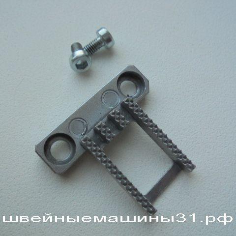 Зубчатая рейка продвижения материала JUKI 12z и др.     цена 500 руб.