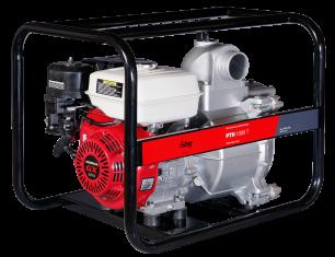 Мотопомпа бензиновая FUBAG PTH 1000T для сильнозагрязненной воды