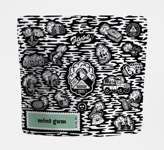 Смесь Hookah Bros - Mint Gum