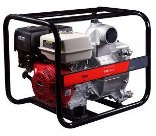 Мотопомпа бензиновая FUBAG PTH 1600T для сильнозагрязненной воды