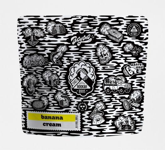 Смесь Hookah Bros - Banana Cream
