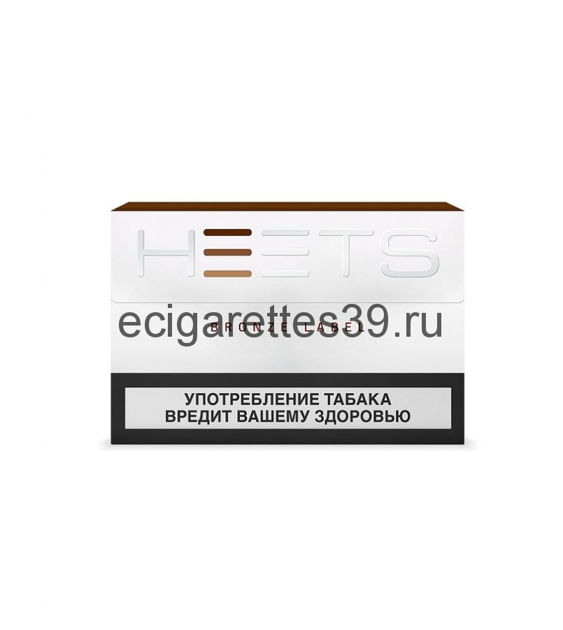 Стики HEETS Bronze Label