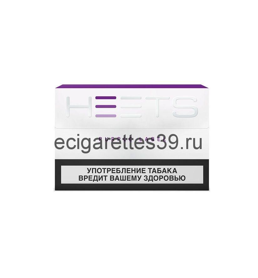 Стики HEETS Purple Label