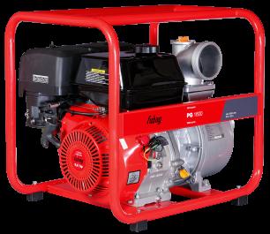 Мотопомпа бензиновая FUBAG PG 1600 для чистой воды