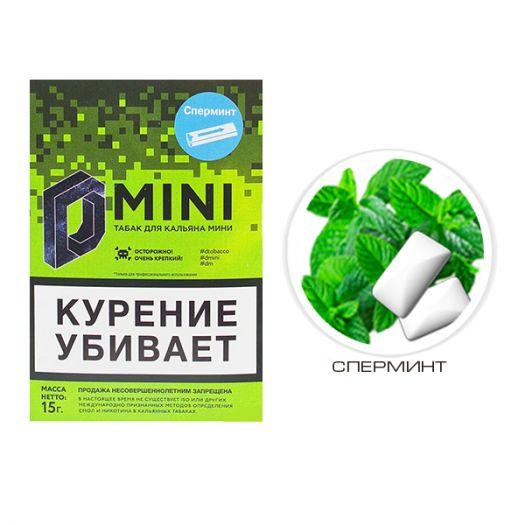 Табак D-Mini Сперминт