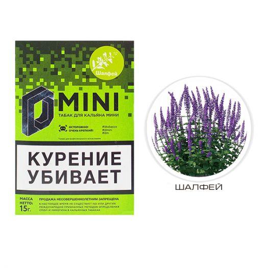 Табак D-Mini Шалфей