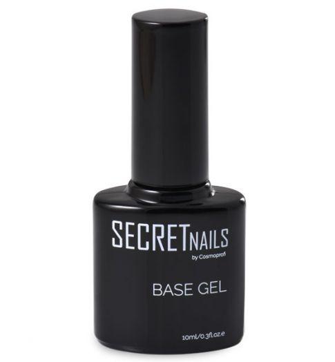 Базовый гель SECRETnails Base gel - 10 ml (продукция компании Космопрофи)