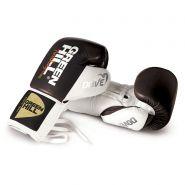 Перчатки боксерские Green Hill BGD-2050B Dove 10OZ красно-белые