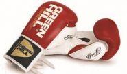 Перчатки боксерские Green Hill Proffi 10oz BGP-2014B красно-белый