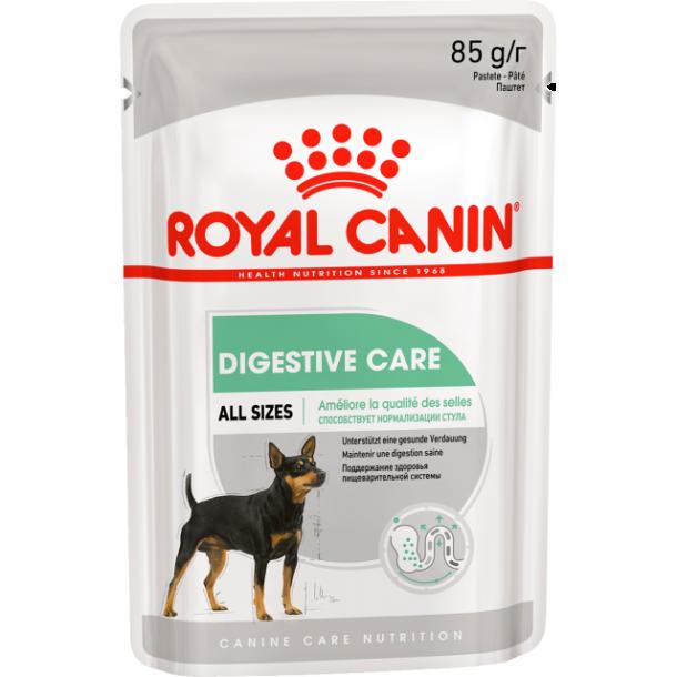 Консервы Royal Canin Digestive Care Pouch Loaf паштет для собак с чувствительным пищеварением 85 г