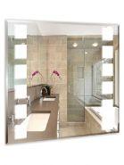 Зеркало с подсветкой Mixline Блюз 80x60