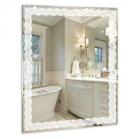 Зеркало с подсветкой Mixline Калиф 60x80 с фацетом