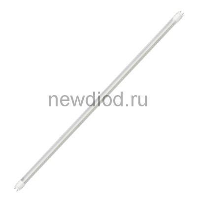 Лампа светодиодная LED-T8-П-STD 20Вт 230В G13 4000К 1620Лм 1200мм прозрачная ASD