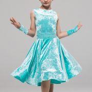 Платье для спортивных танцев Майран