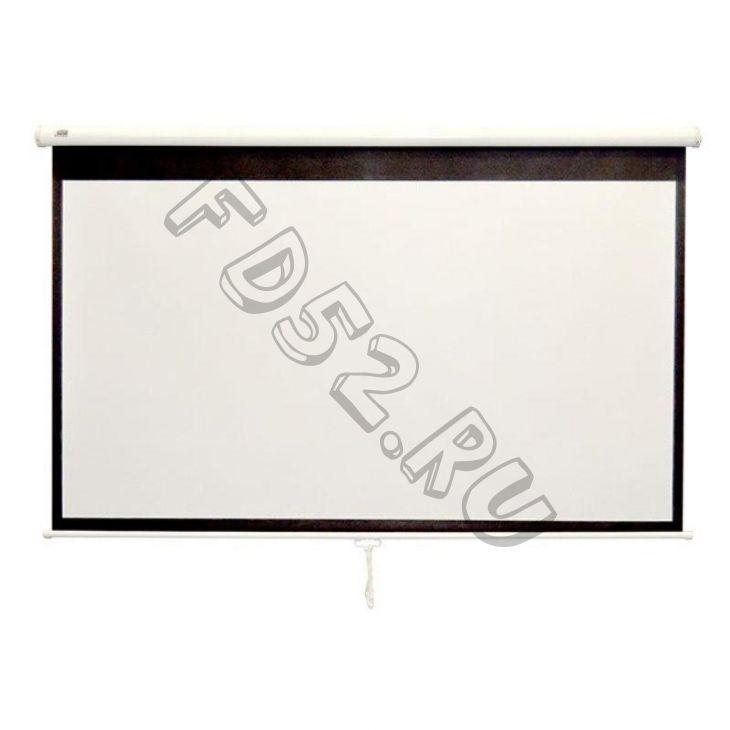 Экран настенный Solution Norma 243x182