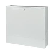 Шкаф 651х180х700 распределительный наружный 8-10 выходов (ШРНУ-180-3)