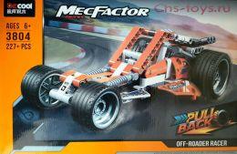 Конструктор  DECOOL Technic MecFactor Багги 3804 (Аналог LEGO Technic) 227 дет