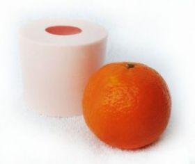 Силиконовая форма для мыла   Мандарин