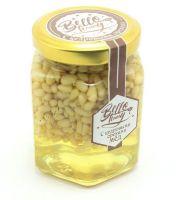 Кедровый орех в меду 200г, BelloHoney