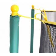 Чехол для стойки защитной сети на батут Super Tramps 170 см зеленый