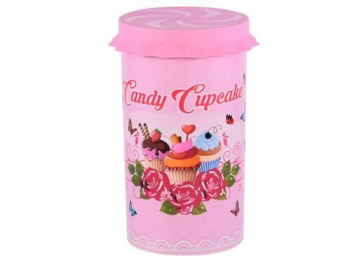 """Контейнер """"Candy"""" №3 круглый Эльф"""