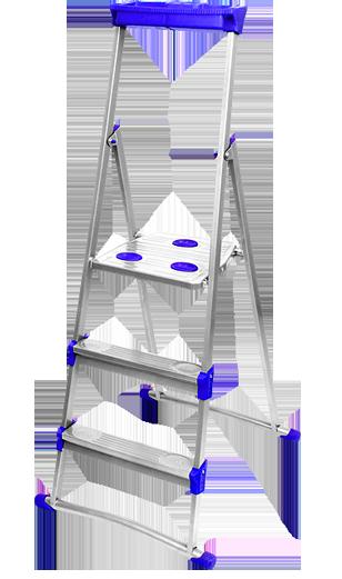 Стремянка широкие 3 ступени СМ3