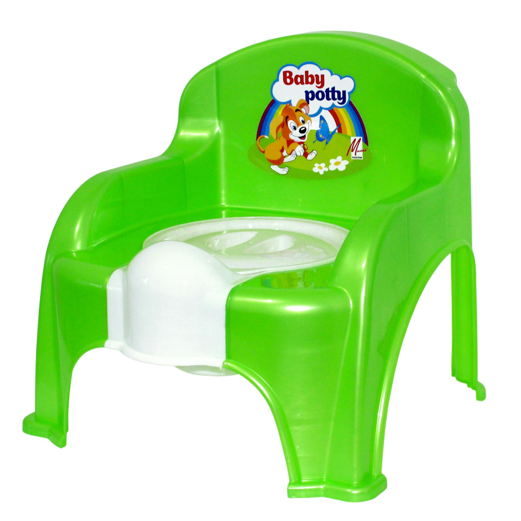 Горшок-стульчик детский Милих