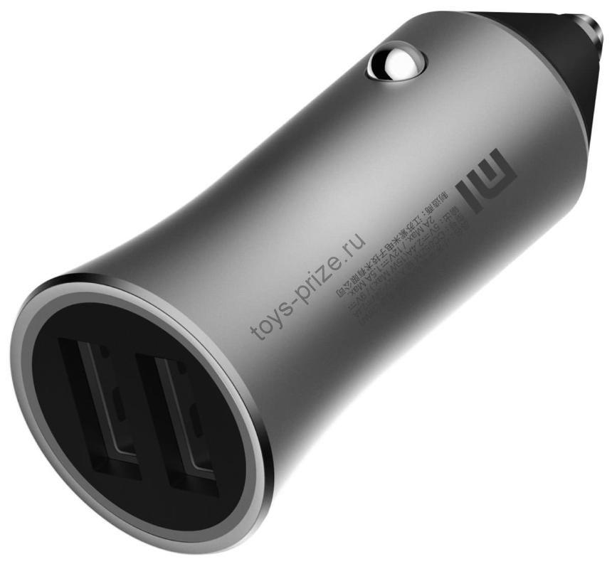 Автомобильное зарядное устройство Xiaomi CC5ZM 18W Quick Charge