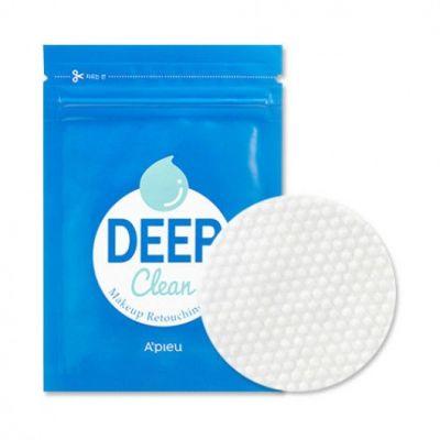 A'PIEU Deep Clean Диски для коррекции макияжа