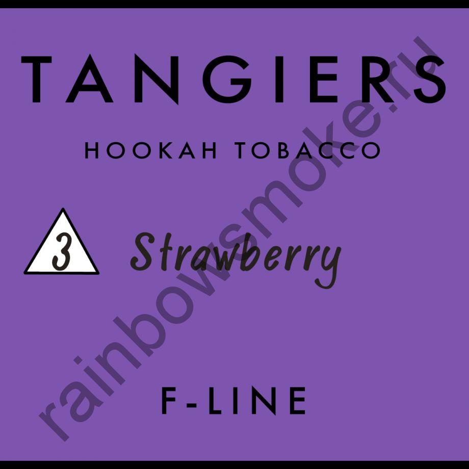 Tangiers F-Line 250 гр - Strawberry (Клубника)