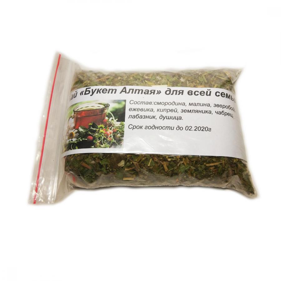 Сбор трав Алтая «Для всей семьи»