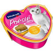 Vitakraft POESIE Консерва для кошек террин курица в яйце, 85г