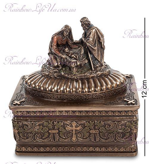 """Шкатулка Рождение Христа """"Veronese"""""""