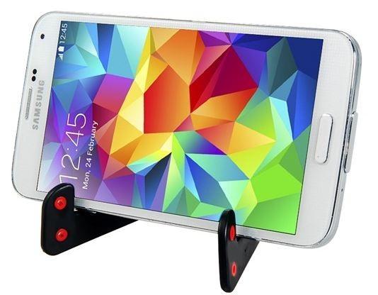 Раскладной держатель для смартфона и планшета, Цвет Красный