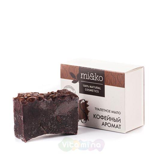 Mi&Ko Туалетное мыло Кофейный аромат, 75 г.