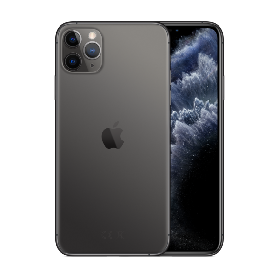 Apple iPhone 11 Pro Max 512 ГБ «Серый космос»