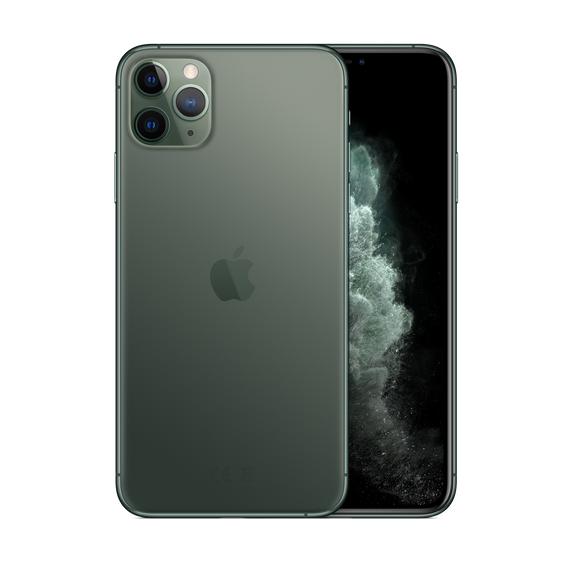 Apple iPhone 11 Pro Max 512 ГБ Темно-зеленый