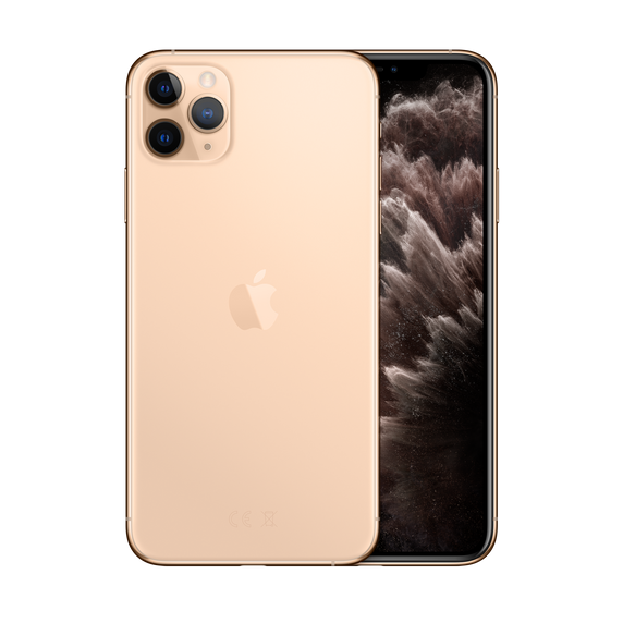 Apple iPhone 11 Pro Max 512 ГБ Золотой