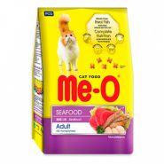 """Me-O Сухой корм для кошек """"Морепродукты"""" 450г"""