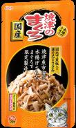 """Aixia Yaizu-no-Maguro Влажный корм для кошек """"Тунец, куриное филе и гребешок в желе"""" 60г."""