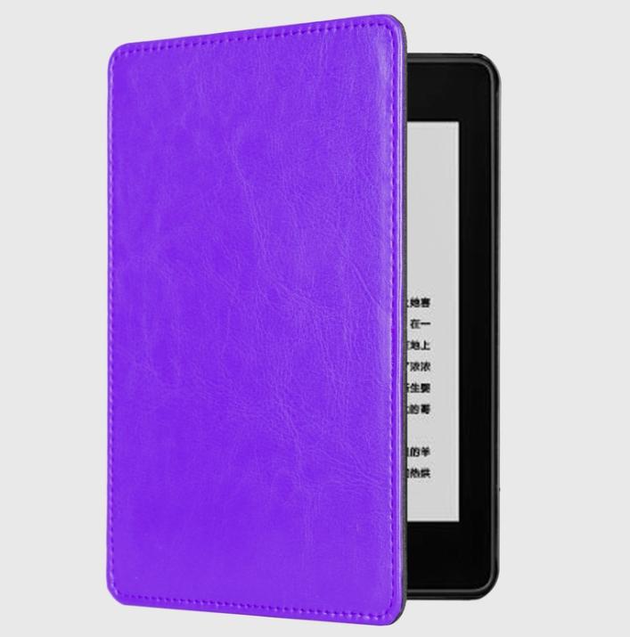 Обложка на Kindle Paperwhite 2018 ( Фиолетовый )