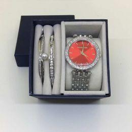 Часы и браслеты Michael Kors - женский подарочный набор ( № 3)