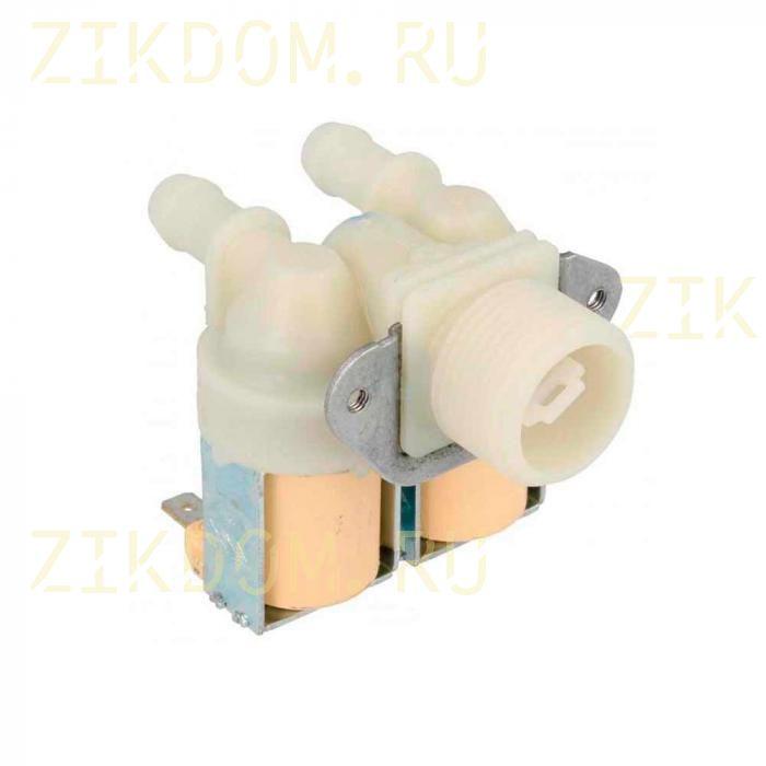 Клапан стиральной машины двойной прямой Samsung DC62-00024F