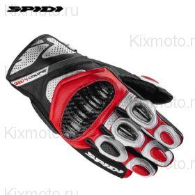 Перчатки Spidi Carbo 4 Coupe, Красные