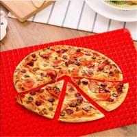 Силиконовый коврик PYRAMID PAN (ПИРАМИД ПАН), цвет красный (5)
