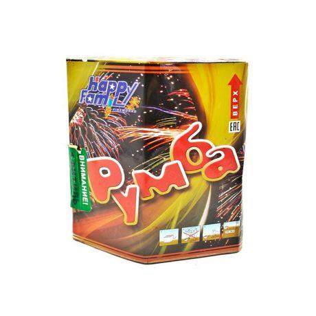 Батарея салюто Румба 19 x 1