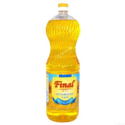 Растительное масло Final 1 лт